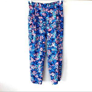 Anthropologie • Elevenses Floral Jogger Pant 00P